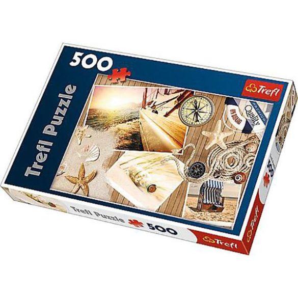Trefl Üdv a fedélzeten! 500 db-os puzzle (37239)