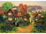 Trefl Tengerész kikötőváros 4000 db-os puzzle (45002)