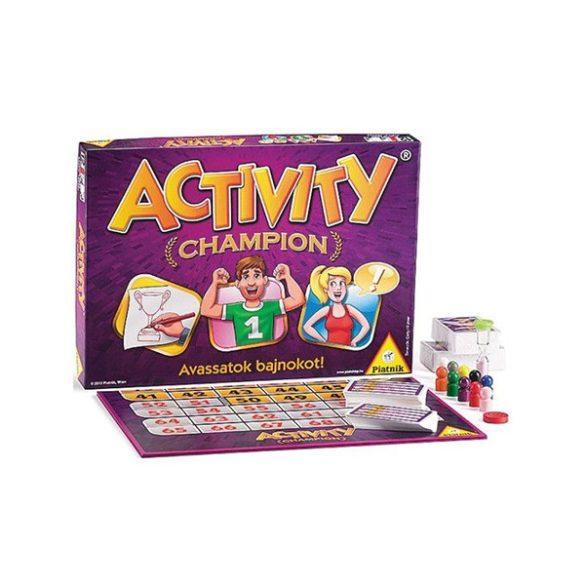 Activity Champion társasjáték