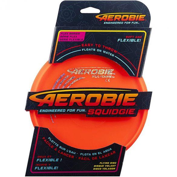 Aerobie Squidgie Disc frizbi - piros