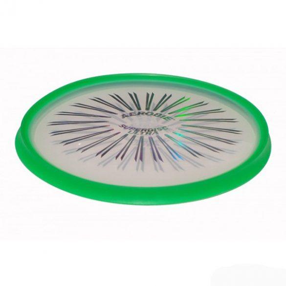 Aerobie Superdisc Ultra frizbi - zöld