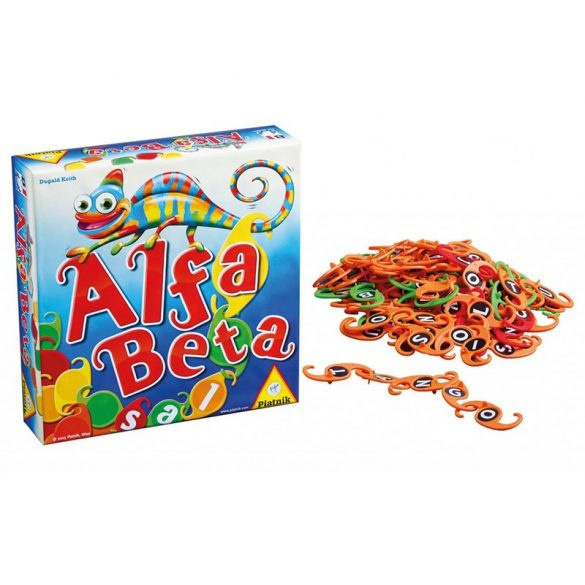 Alfa Beta társasjáték Piatnik