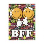 Smiley World BFF 54 darabos mini puzzle - Noris