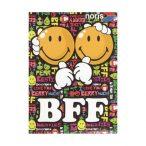 Smiley World BFF 54 darabos mini puzzle - Noris