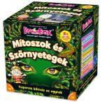 Brainbox - Mítoszok és Szörnyetegek társasjáték