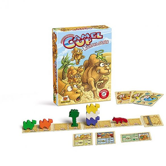 Camel Up kártyajáték - Piatnik