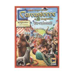 Carcassonne 10. kiegészítő - Vár a porond