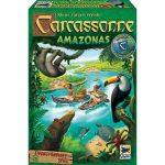 Carcassonne Amazonas társasjáték
