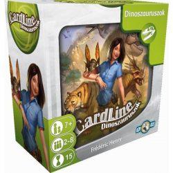 Cardline - Dinoszauruszok társasjáték Asmodee