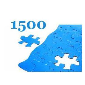 1500 darabos