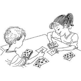 Gyerekkártyák