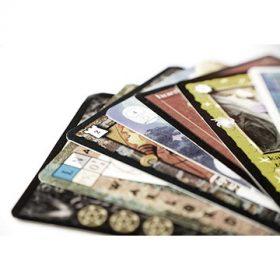 Társasjátékok kártyával