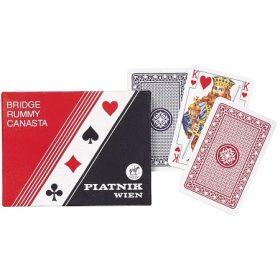 Standard francia kártyák - Römi, Bridzs
