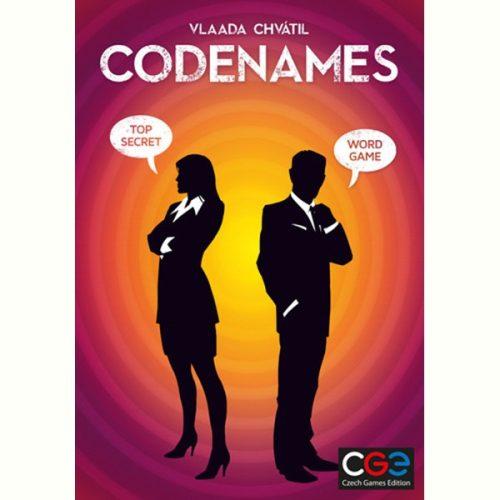 Codenames társasjáték - Angol nyelvű
