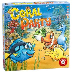 Coral Party kooperatív társasjáték - Piatnik