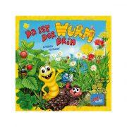 Da ist der Wurm drin - német nyelvű társasjáték