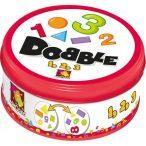 Dobble 123 társasjáték - angol nyelvű