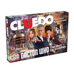 Doctor Who Cluedo társasjáték - Angol nyelvű