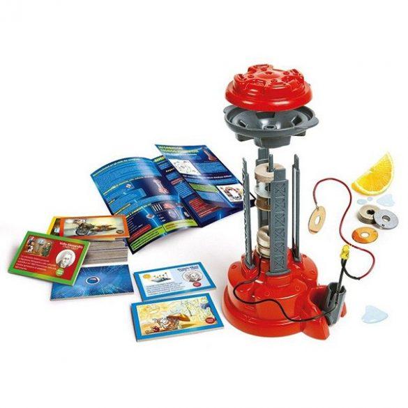 Tudomány és játék - Elképesztő találmányok - Clementoni