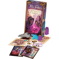 Five Tribes 1. kiegészítő - The Artisans of Naqala