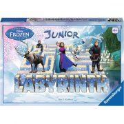 Jégvarázs junior labirintus társasjáték - Ravensburger