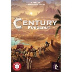 Century Fűszerút társasjáték - Piatnik