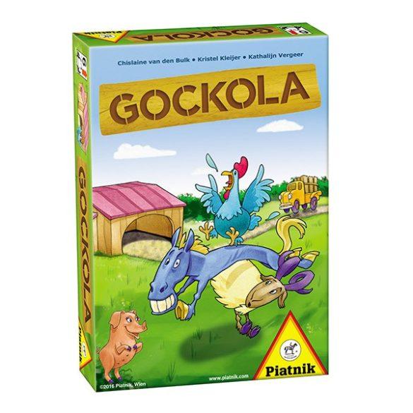 Gockola kártyajáték Piatnik