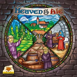 Heaven and Ale - Mennyei ser társasjáték Piatnik