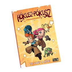 Hókusz & Pókusz - A fabulinmesterek próbatétele társasjáték