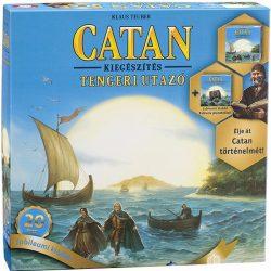 Catan Telepesei - Jubileumi Tengeri Utazó kiegészítő