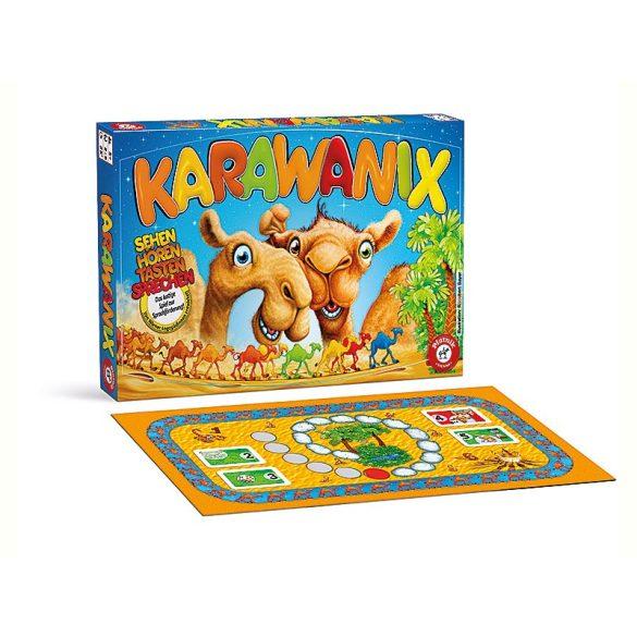 Karawanix társasjáték - Piatnik