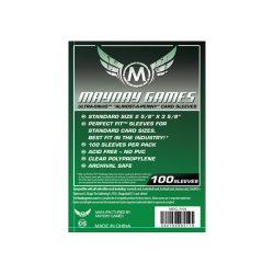 Mayday Games Ultra-Snug kártyavédő 66,7 x 92 mm - 100 db-os (MDG-7105)