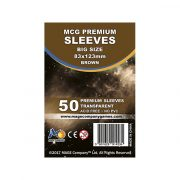 MCG Premium Dixit kártyavédő 83x123 - 50 db-os