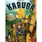 Karuba társasjáték - Haba