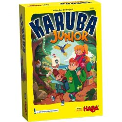 Karuba Junior társasjáték - Haba