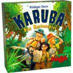 Karuba kártyajáték - ANGOL nyelvű