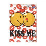 Smiley World Kiss Me 54 darabos mini puzzle - Noris
