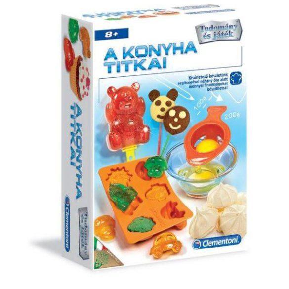 A konyha titkai társasjáték Clementoni