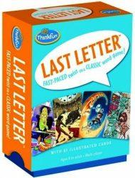 Thinkfun Last Letter - Utolsó betű/Szólánc társasjáték