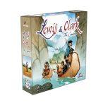 Lewis és Clark társasjáték - angol nyelvű