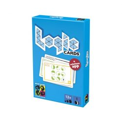 Brain Games Logic Cards logikai kártyajáték - kék
