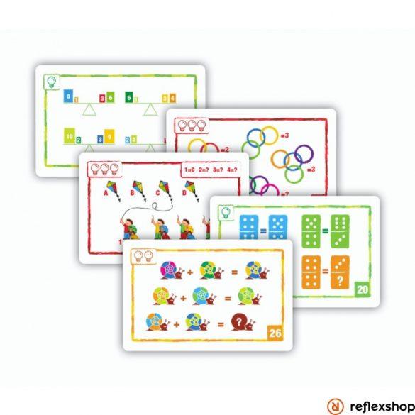 Brain Games Logic Cards gyerekeknek kártyajáték