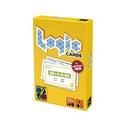 Brain Games Logic Cards logikai kártyajáték - sárga