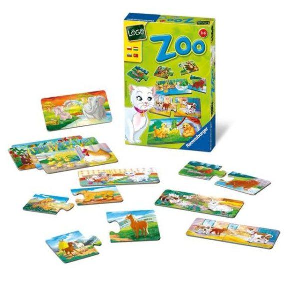 Logo Zoo társasjáték - Ravensburger