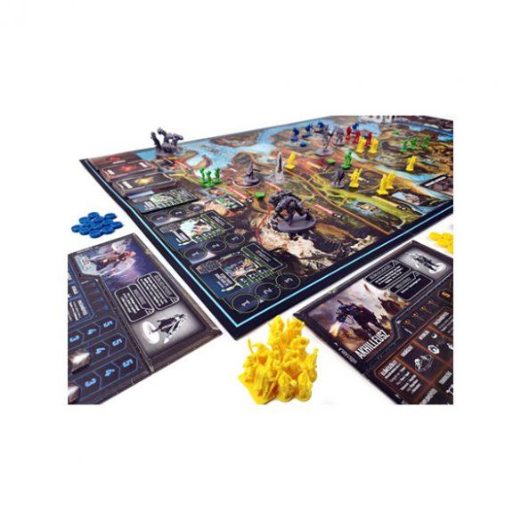 Lords of Hellas társasjáték - Delta Vision