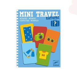 Mini Travel Memória - Katupri - Djeco