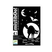 Mistiboo párkereső foszforeszkáló kártyajáték - Djeco