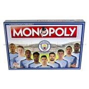Monopoly Manchester City társasjáték - angol nyelvű
