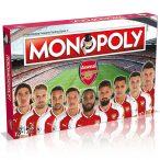 Monopoly Arsenal társasjáték - angol nyelvű