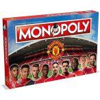 Monopoly Manchester United társasjáték - angol nyelvű